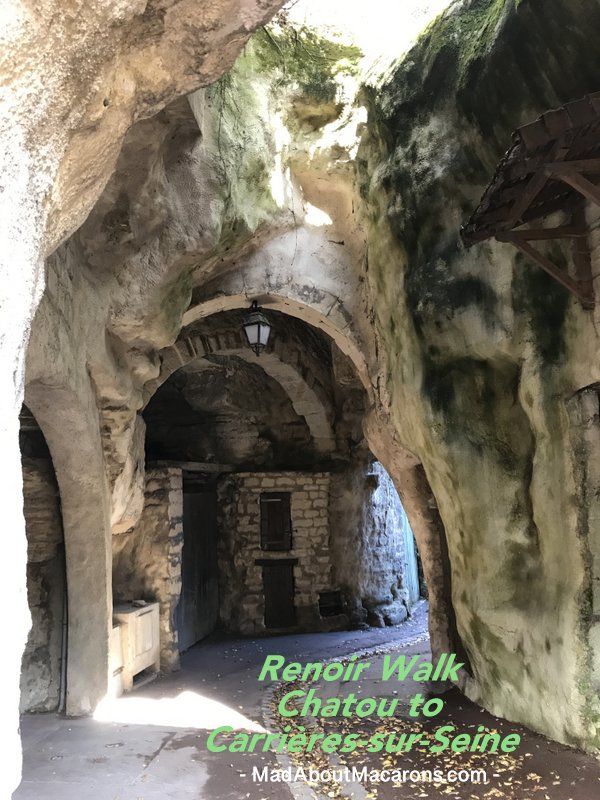 Renoir Walk Chatou Carrieres