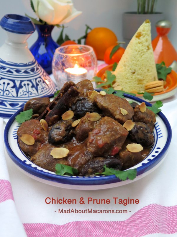 chicken prune tagine