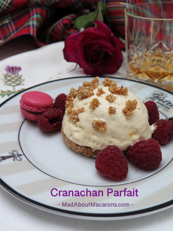 Cranachan parfait