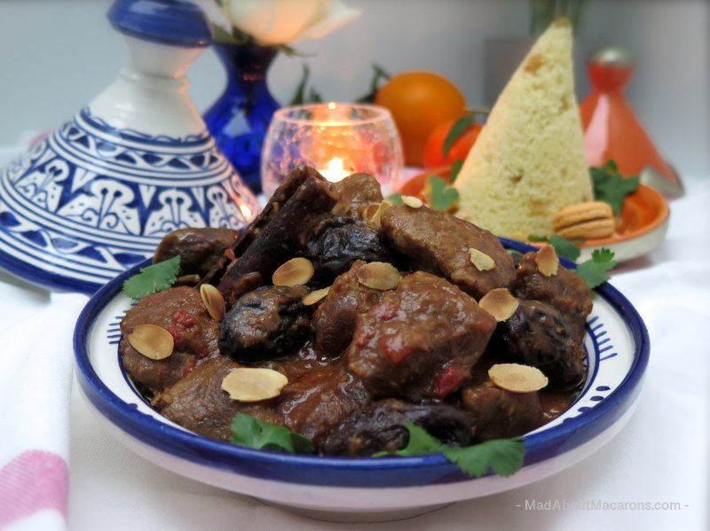 turkey prune tagine
