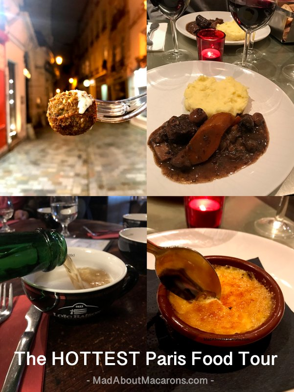 Hottest Paris Food Tour