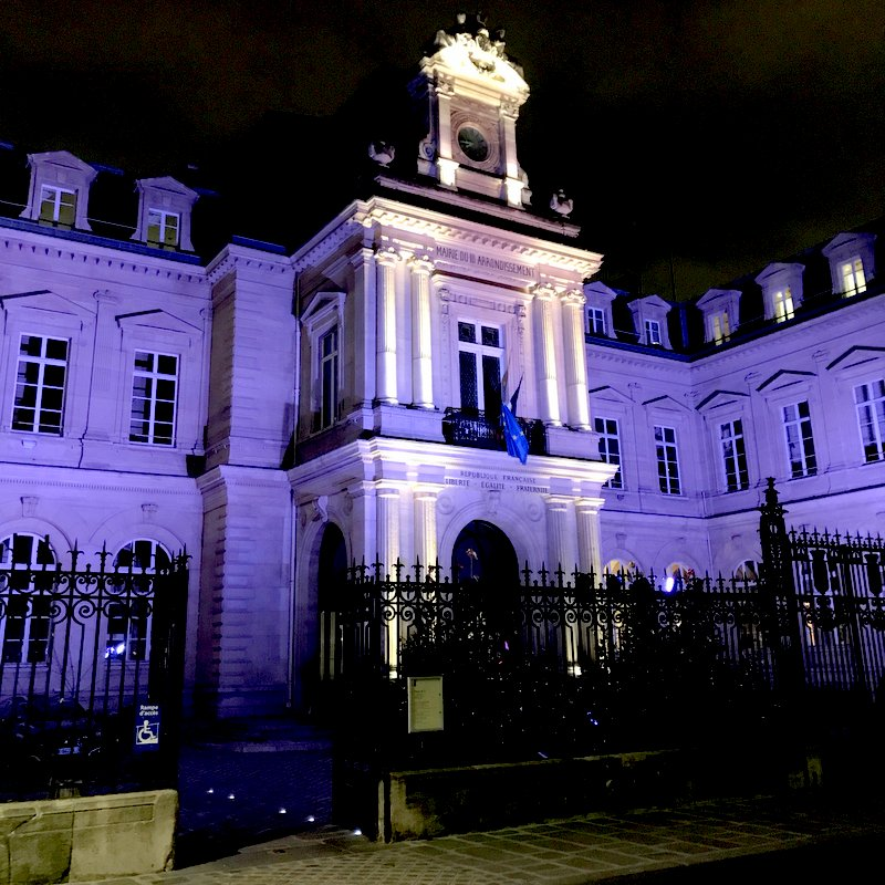 Hottest Paris food tour Marais #paristravel