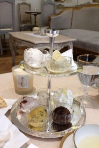Best tea rooms in Paris