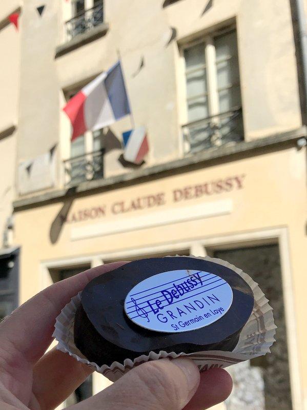 Saint-Germain-en-Laye Debussy