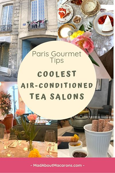 Coolest Paris Tea Salons with Air-Conditioning