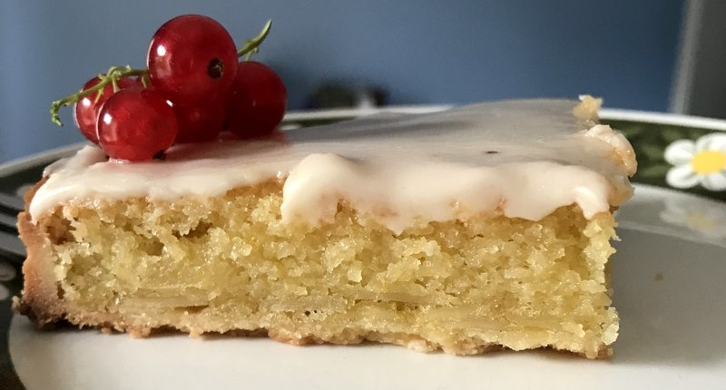 Saint-Germain Cake