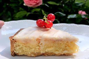Saint-Germain almond cake