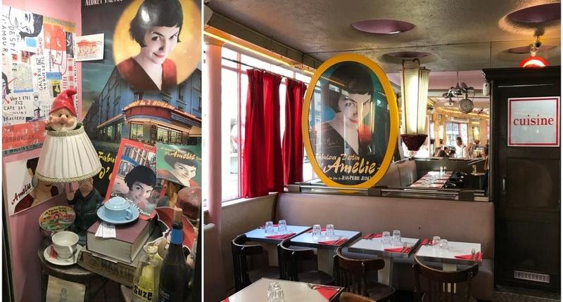 Montmartre Amelie Poulain