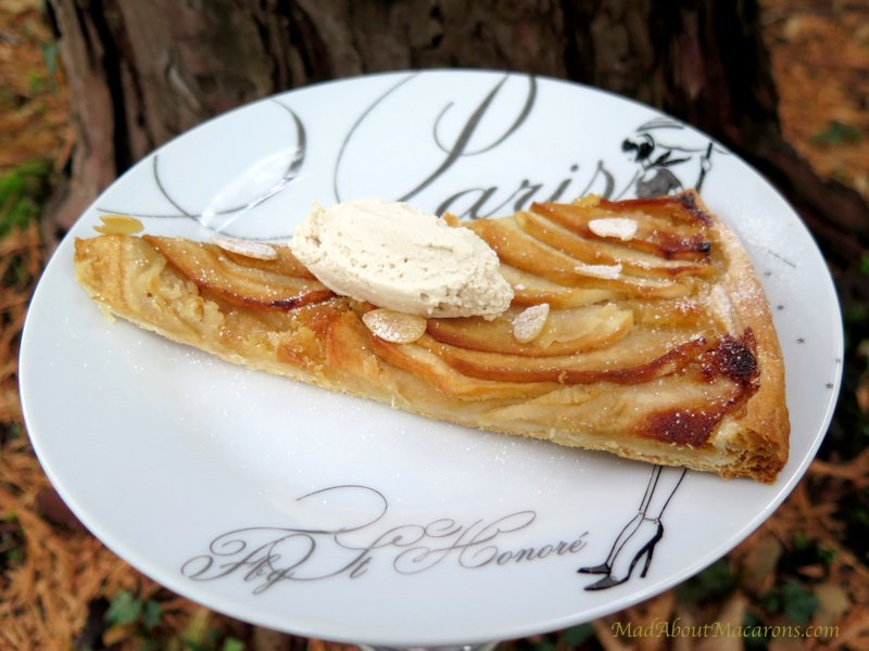 Quick French Apple Tart