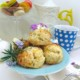 Fluffy Cheese Scones Recipe