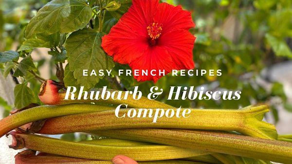 rhubarb hibiscus