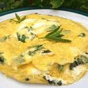 Corsican Mint Omelette