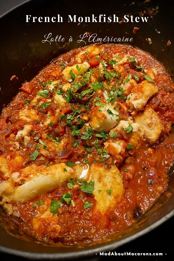 french monkfish stew pin