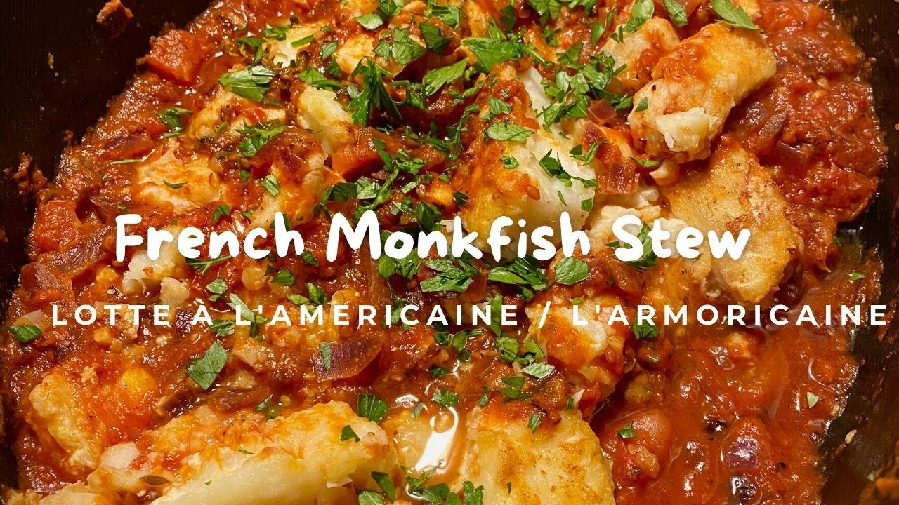 french monkfish stew